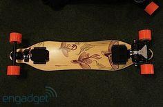 Boosted Board electric longboard | Tim Batchelder.com