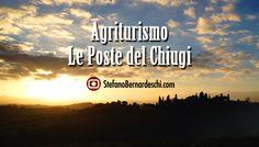 Le Poste del #Chiugi, tra #Umbria e #Toscana | StefanoBernardeschi.com