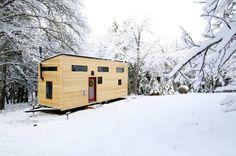 Het oprichten van dit huis kost minder dan 20 duizend euro. Maar het is het interieur dat zal je verbazen! - Blijf Positief