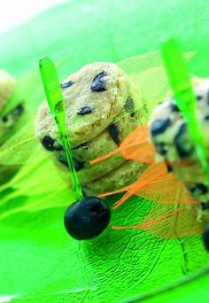 Sablés aux olives - Olive : sablé apéritif, recette sablés apéro aux olives