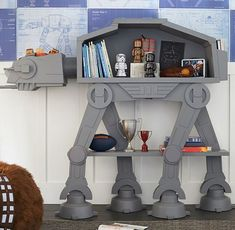 Fancy | Star Wars AT-AT Bookcase