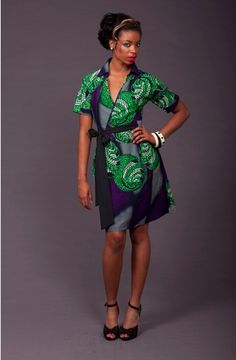 """African Prints in Fashion: """"Spunky, fun-loving and sophisticated"""": Interview with the label Busayo NY"""