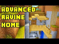 http://minecraftstream.com/minecraft-tutorials/minecraft-tutorial-advanced-ravine-house-build/ - Minecraft Tutorial: Advanced Ravine House Build This Minecraft tutorial shows how to build an advanced big ravine house/home/base on Minecraft. I really enjoyed making this build for you guys and I hope you enjoyed watching it and or building it! Thank you guys so much for all the support and thank you for watching Bye! My Twitter:...