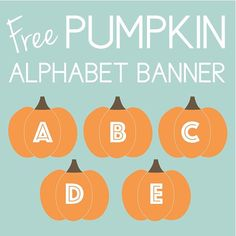 Sharing 5 invite ideas for a pumpkin themed birthday party on the blog today. Download a free alphabet banner to make your own designs!  #thanksgiving #fall #holidays #autum #hurryupfall #thanksgiving #etsyholiday #etsyshop #etsyseller #diy #diyholiday #d