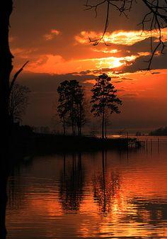 ✮ Lousiana Sunset