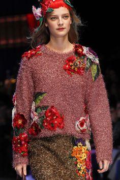 Dolce & Gabbana, Look #175