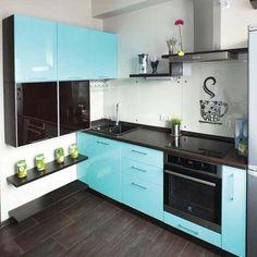 Дизайн малогабаритной кухни в хрущевке: 170+ Фото реальных и практичных планировок   Ежедневный журнал о Дизайне, Архитектуре, Оформлении домов, Квартир.   Яндекс Дзен