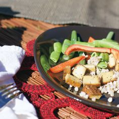Vegan Dinner Ideas from around the world Indonesia: Festive Tofu Curry - Fitnessmagazine.com