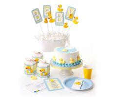 cake, rubber ducki, baby shower centerpieces, rubber ducky centerpieces, shower idea, ducki babi, babi shower, ducki shower, baby showers