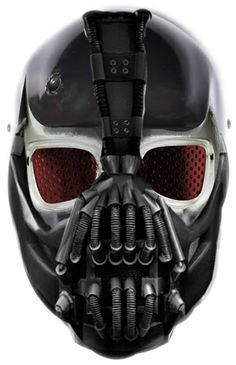 Bane paintball Mask                                                                                                                                                     More