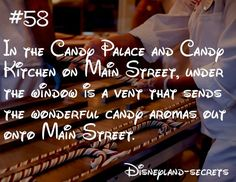 Disneyland Secret...so sure this is true