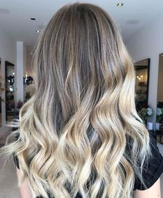 Hair painting gives you a natural and effortless look!