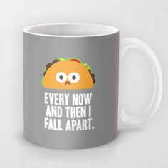 Buy Taco Eclipse of the Heart by David Olenick as a high quality Mug. Worldwide shipping available at Society6.com. Just one of millions of products…
