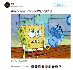 """36 Tumblr Posts And 19 Tweets About """"Avengers: Infinity War"""" That Are A Real Mood"""