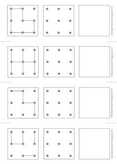Привет-привет.   Сделала для своих дошколят карточки с точками для тренировки зрительно-моторной координации. Мои карточки можно будет...