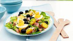 Fruit Salad, Cantaloupe, Salads, Nice, Fresh, Food, Fruit Salads, Meal, Essen