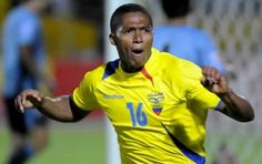 Antonio Valencia, el jugador más rápido del Mundial Brasil 2014 | Mundial Brasil 2014