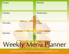 Menu Planning... haven't read through yet. But could be good resource.