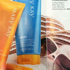 Mary Kay limited edition sun-care. Contact me for products.
