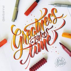 In this tutorial you will learn how to add shadows to your lettering in 5 different and very easy ways. Add shadows to your hand lettering and calligraphy. Brush Lettering Quotes, Hand Lettering Tutorial, Hand Lettering Quotes, Doodle Lettering, Creative Lettering, Lettering Styles, Lettering Design, Calligraphy Doodles, Doodle Patterns