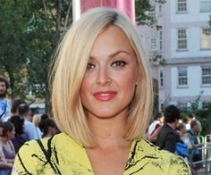 Fearne Cotton. I want her hair.