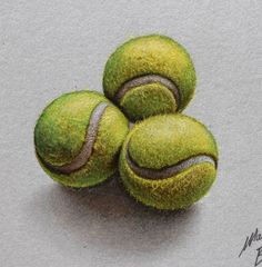 Realistic Drawings by Marcello Barenghi