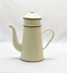 French Cafetiere Cafetiere Coffee Perculator by LittleFrenchOwl