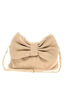 Enlarge Mango Bow Clutch Bag    £60