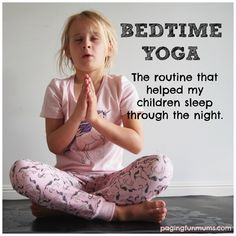 There are many types of yoga for seniors to choose from. The beauty of yoga is we adapt it to our own health and abilities or situation.Yoga is beneficial. Yoga For Kids, Exercise For Kids, Kids Gym, Yoga Girls, Chico Yoga, Health And Wellness, Health Fitness, Health Yoga, Bedtime Yoga
