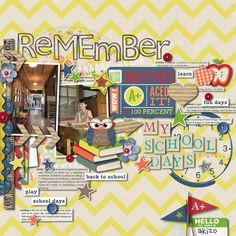 Remember My School Days
