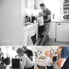 Family in home photography session. Toddler boy with mum and dad. Sydney Family Lifestyle Photography.