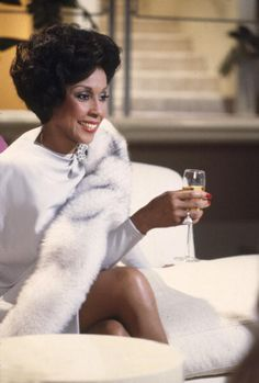 The New Lady in Town' 5/2/84 Diahann Carroll