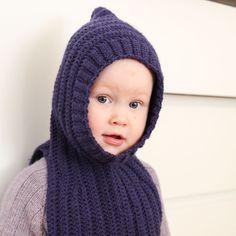 Ha på deg Sorbet halskjeder, # Bruk # Dameveske # Halskjeder - Lilly is Love Crochet For Boys, Knitting For Kids, Loom Knitting, Baby Knitting, Crochet Top Outfit, Crochet Clothes, Crochet Bib, Crochet Hats, Baby Bonnets