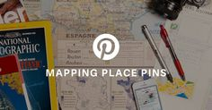 Do y'all use place pins? We have them on any of our boards with spas and businesses. Which of your boards have them? A behind-the-scenes look at building Place Pins and other products Toulouse, Roubaix, Rouen, Site Design, Case Study, Helpful Hints, Behind The Scenes, Presentation, Product Launch