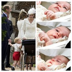 July 5, 2015 - Princess Charlotte's christening. https://instagram.com/p/4xJ-jMLSe1/