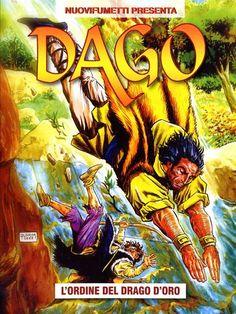 Fumetti EDITORIALE AUREA, Collana DAGO ANNEE 16