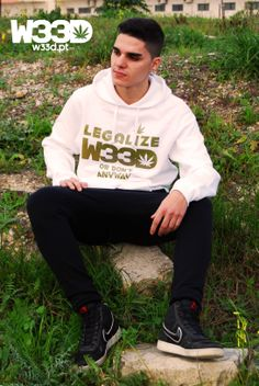 Hoodie Legalize W33D Or Don't I'll Smoke It Anyway #W33D