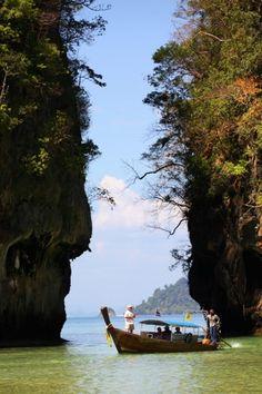 Mu Ko Hong, Krabi Krabi, Supply Chain, Rock Climbing, Kos, Perfect Place, Tourism, Thailand, Relax, Landscape