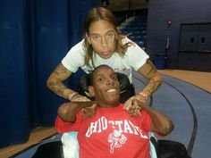 Barberton man Zeke Petrie to push Andre Travis in wheelchair for ...