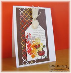 Cinnamon Sally Designs