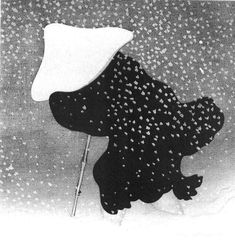 as the snow engulfs my hut at dusk, my heart too is completely consumed.   ~ryokan