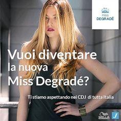 Vuoi essere tu MISS DEGRADE' 2015?  #cdj #degradejoelle #missdegradejoelle #concorso