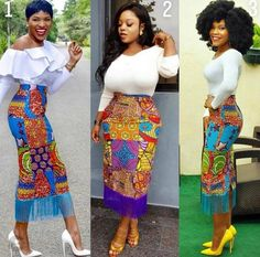 Amazing Outfit Ideas for Every Personal Style African Print Fashion, African Fashion Dresses, Ankara Fashion, African Attire, African Dress, Chitenge Dresses, Chitenge Outfits, Mother Daughter Fashion, Pencil Skirt Casual