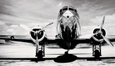 Passanger Airplane On Runway - Philip Gendreau