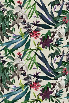 January print Colourway 1 © Louise Jones