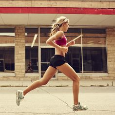 "Want to Lose Weight? ""Start Running Intervals. This really works, I was never a runner until I started doing intervals."" Plus, interval playlist."