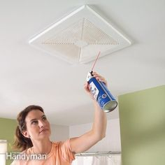 Bathroom Exhaust Fans | How To Clean (Almost) Anything And Everything