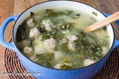 com lightened up italian wedding soup with quinoa lightened up ...