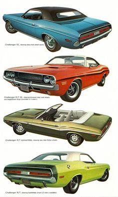 1970 Dodge Challenger Range Click to Find out more - http://fastmusclecar.com/1970-dodge-challenger-range/