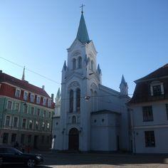 Riga.